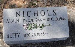 Alvin Nichols