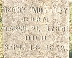 Henry Mottley