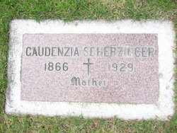Gaudenzia Scherzinger