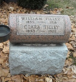 Clara <I>Dingman</I> Tilley
