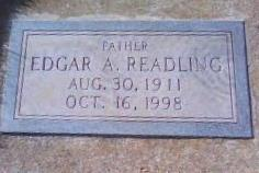 Edgar Albert Readling