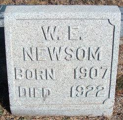 William E. Newsom