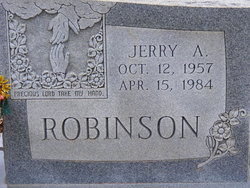 Jerry A. Robinson