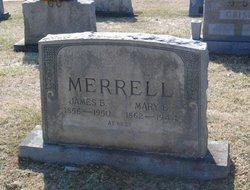 Mary Margaret <I>Ballew</I> Merrell
