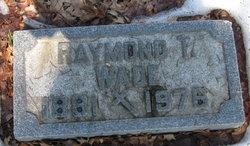 Raymond Thomas Wade