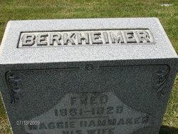 """Wilson Frederick """"Fred"""" Berkheimer"""