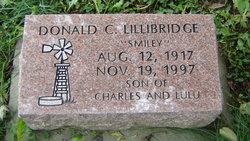 "Donald C. ""Smiley"" Lillibridge"