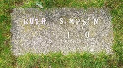 Ruth <I>Joslin</I> Simpson