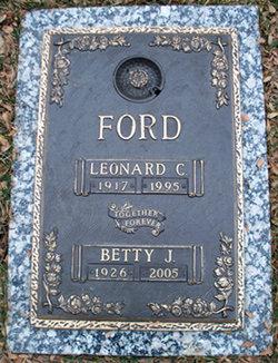 Leonard C Ford