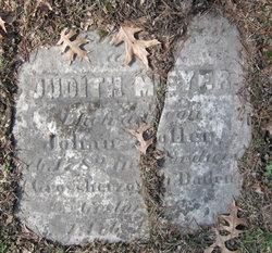 Judith <I>Meyer</I> Zoller