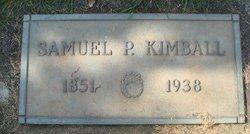 Samuel P Kimball