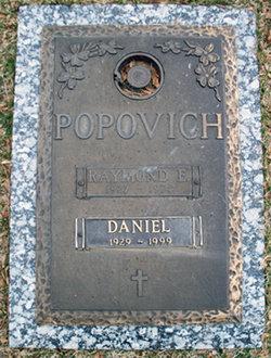 Raymond E Popovich