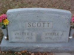 Walter Logan Scott