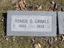 Homer O. Grimes