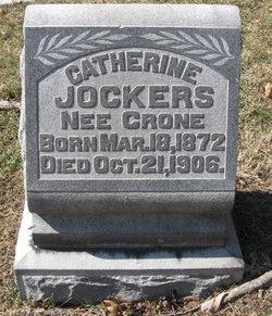 Catherine <I>Crone</I> Jockers