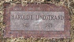 Harold L Lindstrand