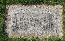 Elsie M Kobow