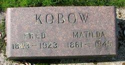 Matilda <I>Zielinski</I> Kobow