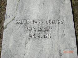 Sallie <I>Fann</I> Collins