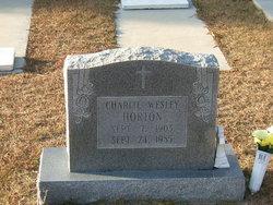 Charlie Wesley Horton