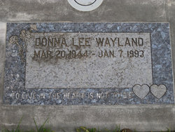Donna Lee Wayland