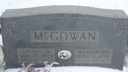 Louella Mae <I>Meeks</I> McGowan