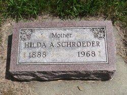Hilda A. Schroeder