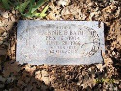 Jennie E. Batie