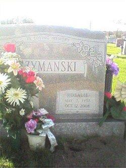 Rosalie <I>Janicki</I> Szymanski