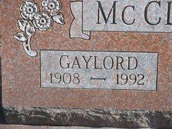 Gaylord McClelland