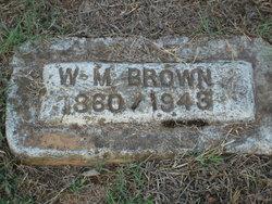 William M. Brown