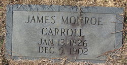 James Monroe Carroll