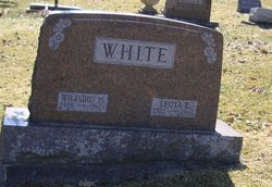 Wilford H White