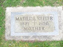 "Matilda ""Tillie"" <I>Ullrich</I> Reiter"