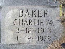 Charlie W Baker