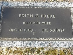 Edith Frere