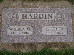 Wilma M. Hardin