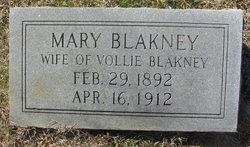 Mary Blakney