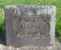 Charles W Leeper