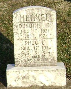 Dorothy A. Henkel