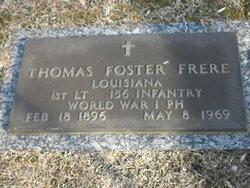 Thomas Foster Frere