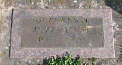 Leon V Leeper