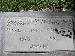 Isabel Jane <I>Stanger</I> Edgley