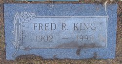 Fred R King