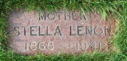 "Estella ""Stella"" <I>Woodington</I> Lenon"