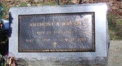 """Anthony R """"Tony"""" Wilcox"""