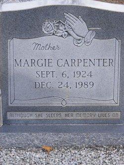 Margie <I>Carpenter</I> Robinson