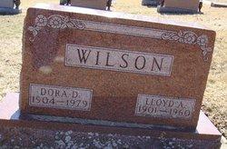 Lloyd A Wilson