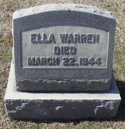 Ella Warren