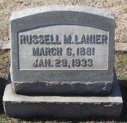 Russell Hope Lanier
